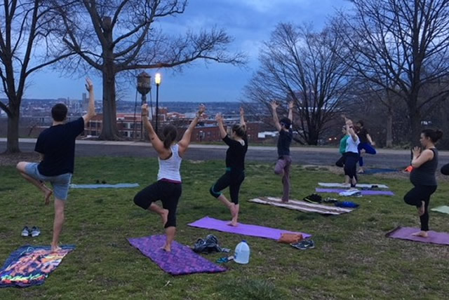 Yogis, Welcome To Spring!